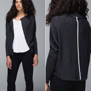Lululemon After Class Cardigan